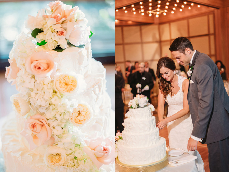 Peach Gray and Cream Western Suburbs Wedding at Oak Brook Hyatt by Two Birds Photography 31