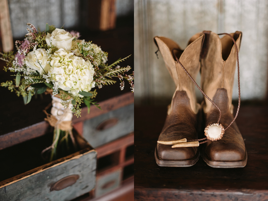 Rustic Barn Wedding by Two Birds Photography04