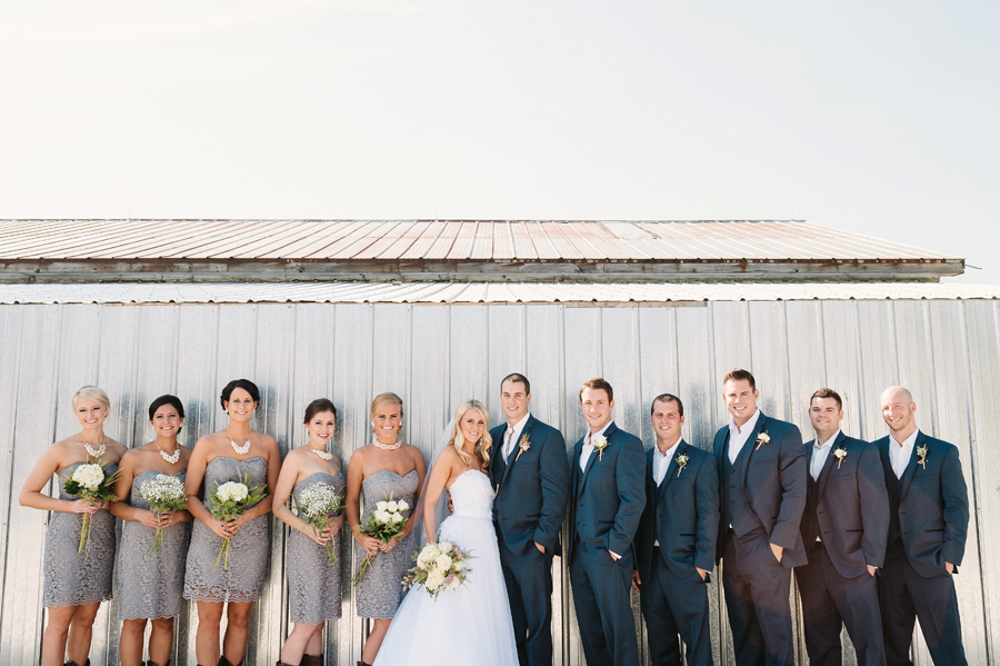 Rustic Barn Wedding by Two Birds Photography09