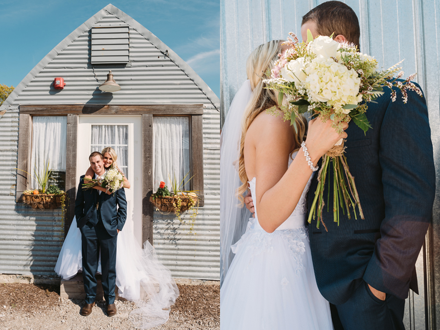 Rustic Barn Wedding by Two Birds Photography27