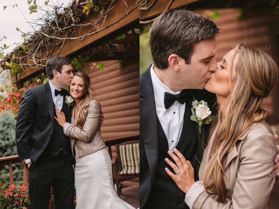 Two Birds Photography Autumn Illinois Wedding at Blumen Gardens18