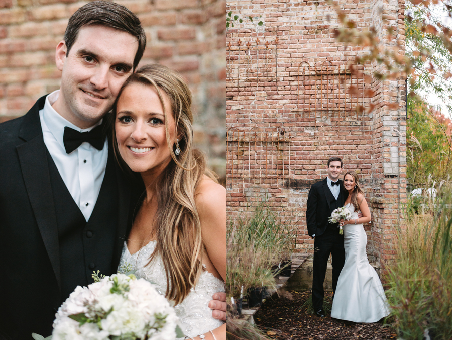 Two Birds Photography Autumn Illinois Wedding at Blumen Gardens32