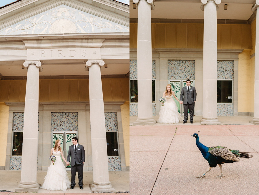 Brookfield Zoo Wedding by Two Birds Photography24