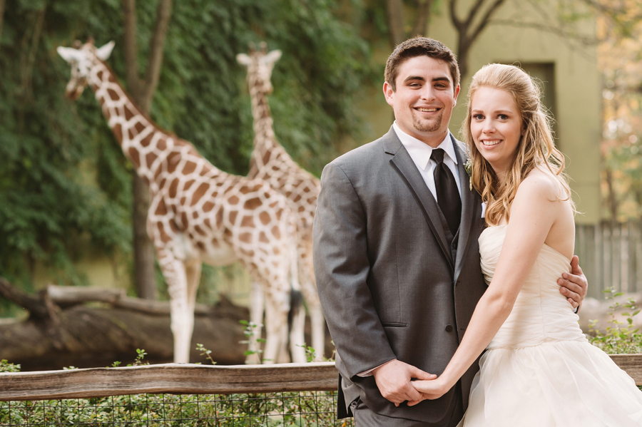 Brookfield Zoo Wedding by Two Birds Photography25