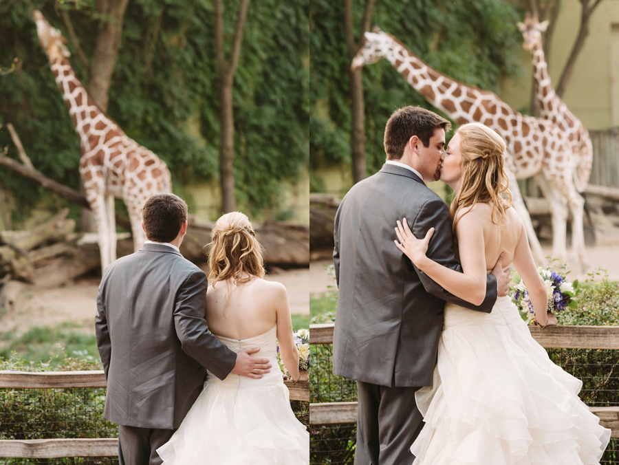 Brookfield Zoo Wedding by Two Birds Photography26