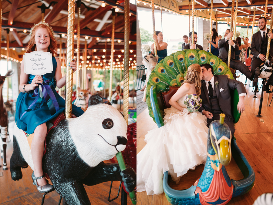 Brookfield Zoo Wedding by Two Birds Photography34