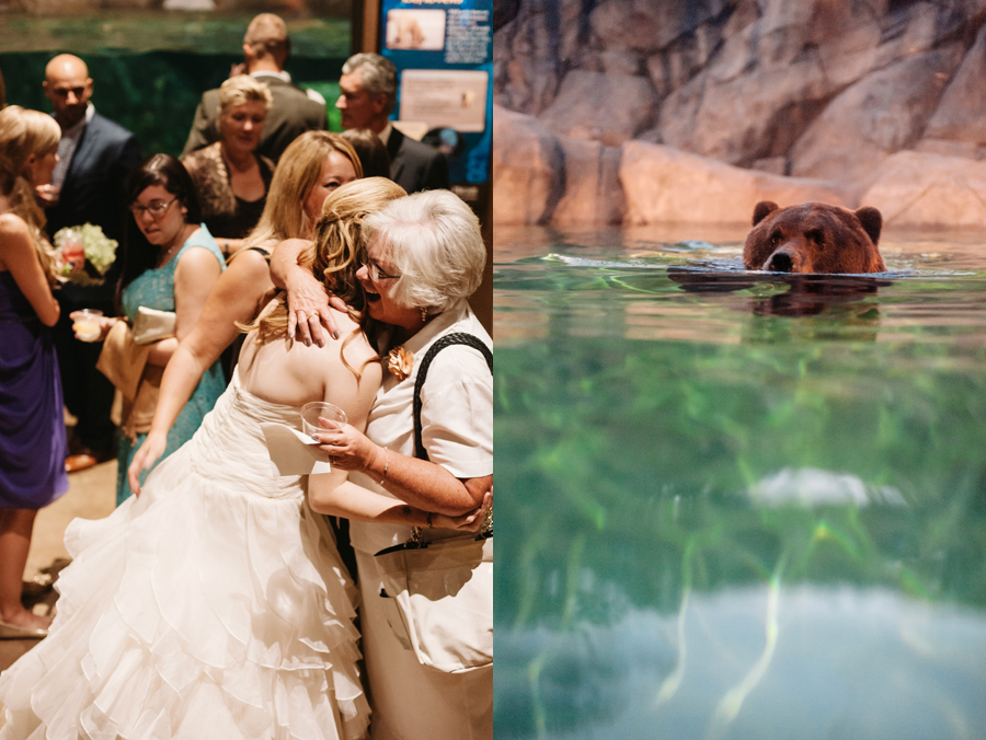 Brookfield Zoo Wedding by Two Birds Photography36