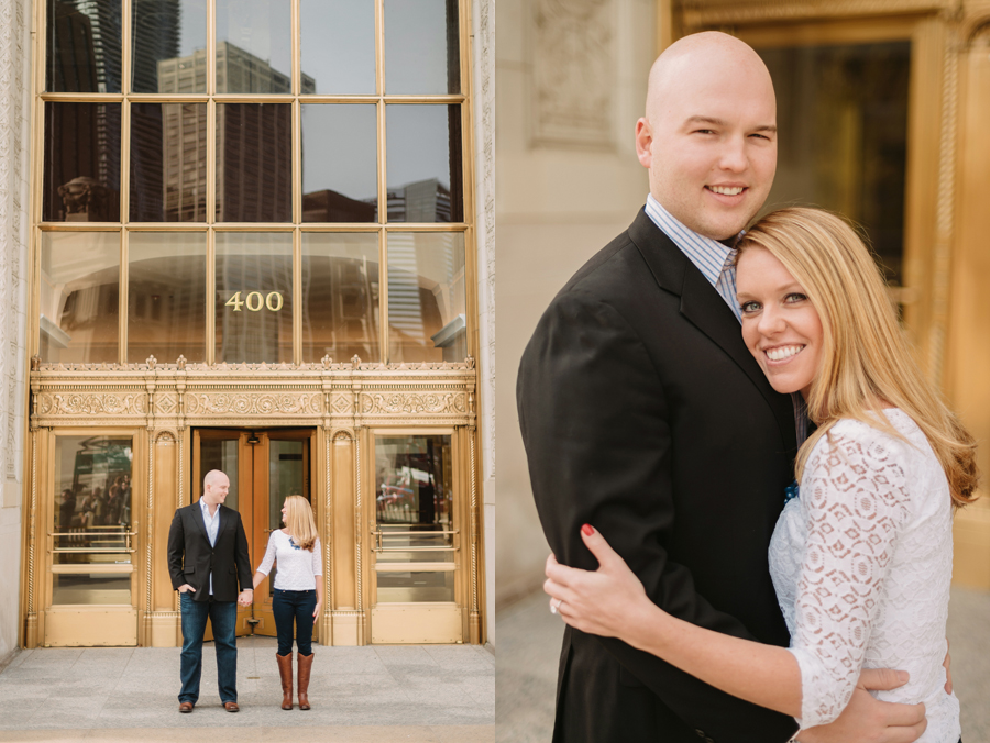 Chicago Engagement Session by Two Birds Photography01