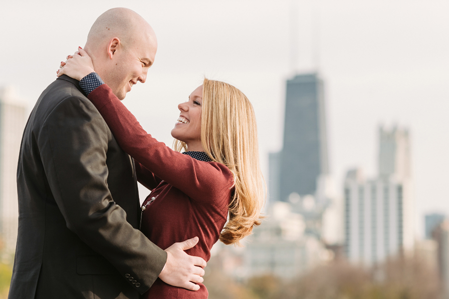 Chicago Engagement Session by Two Birds Photography06