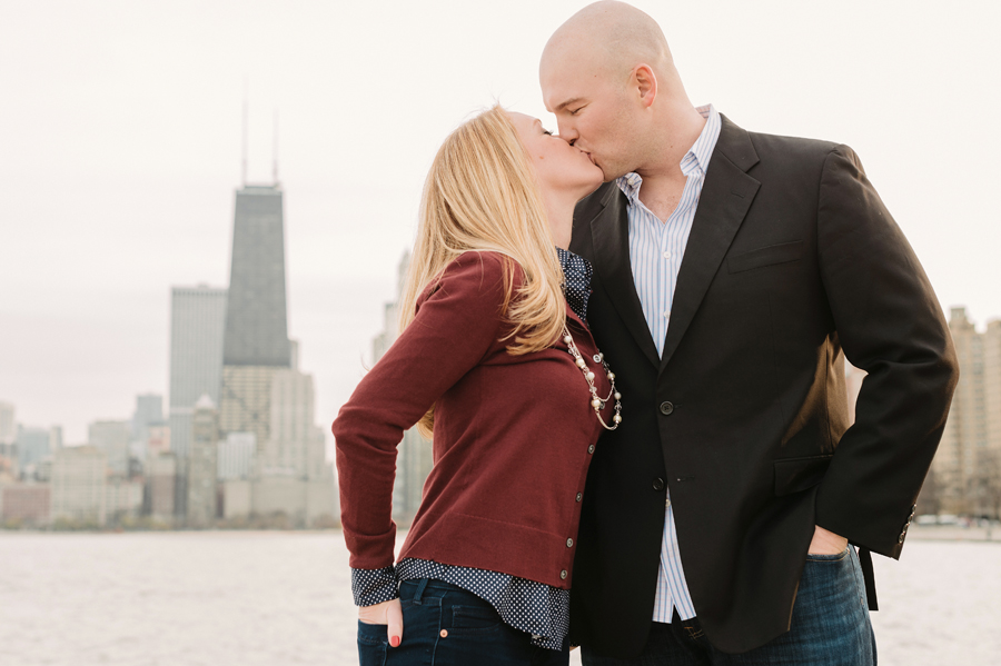 Chicago Engagement Session by Two Birds Photography10