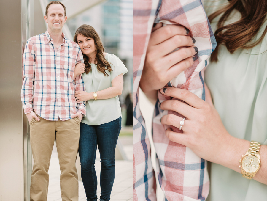 Chicago Engagement Session by Two Birds Photography004