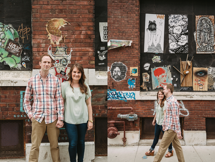 Chicago Engagement Session by Two Birds Photography006