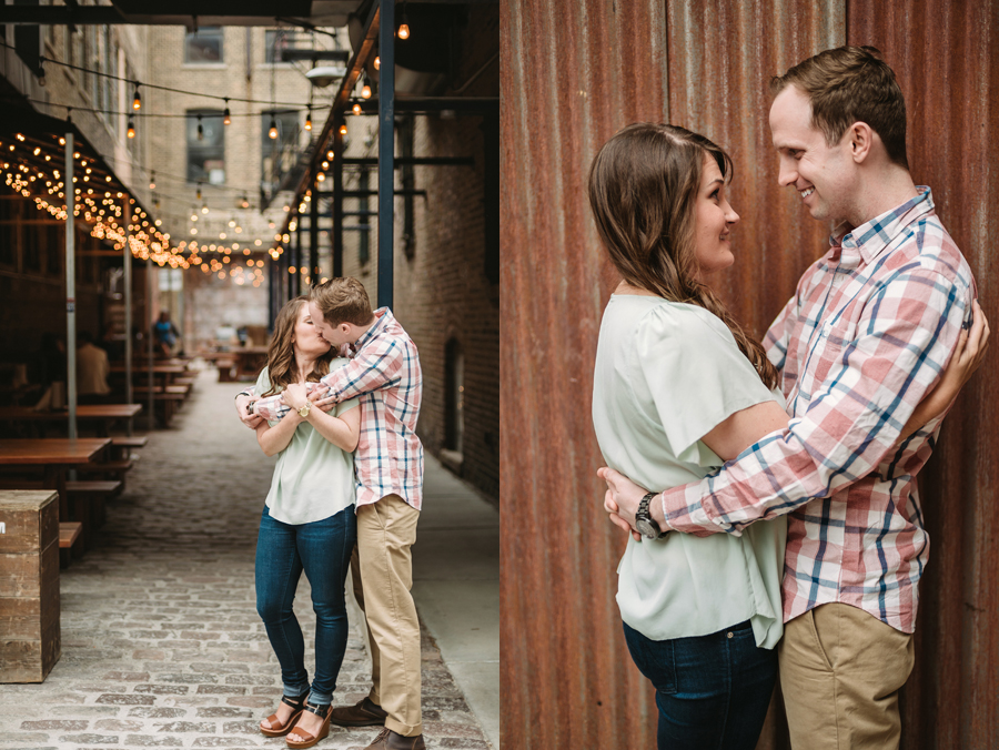 Chicago Engagement Session by Two Birds Photography008