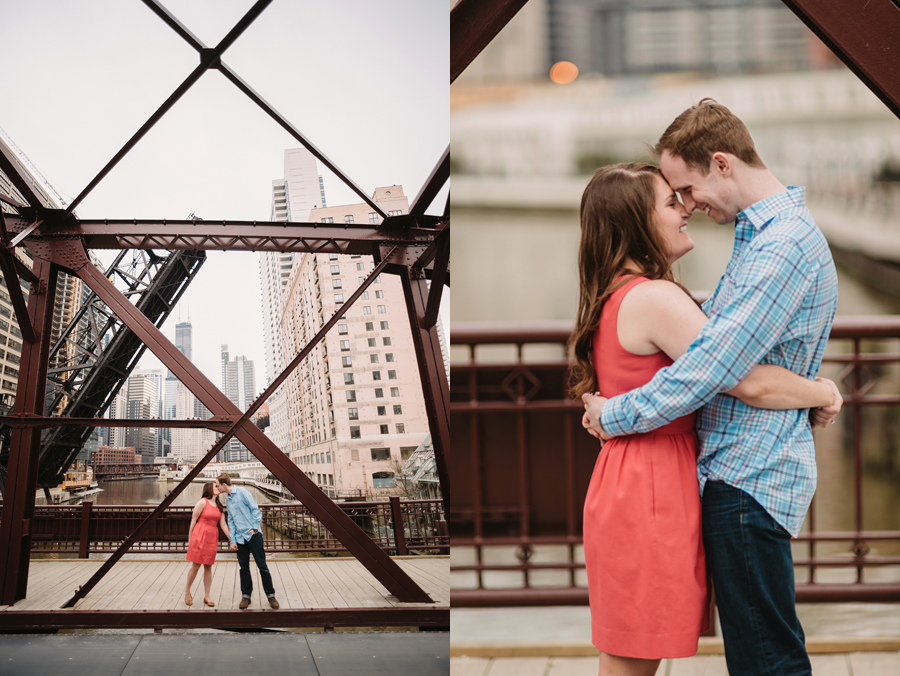 Chicago Engagement Session by Two Birds Photography010