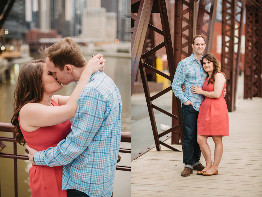 Chicago Engagement Session by Two Birds Photography011