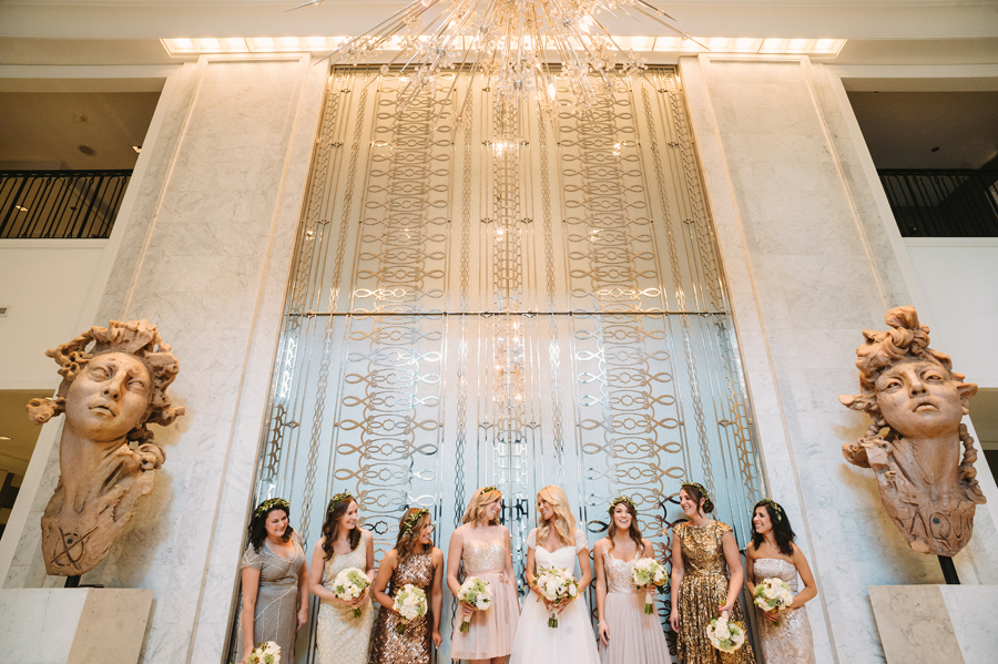 Gorgeous Vintage Rustic Glamour Chicago Wedding by Two Birds Photography017