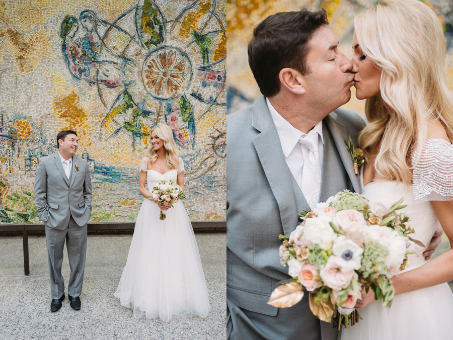 Gorgeous Vintage Rustic Glamour Chicago Wedding by Two Birds Photography018