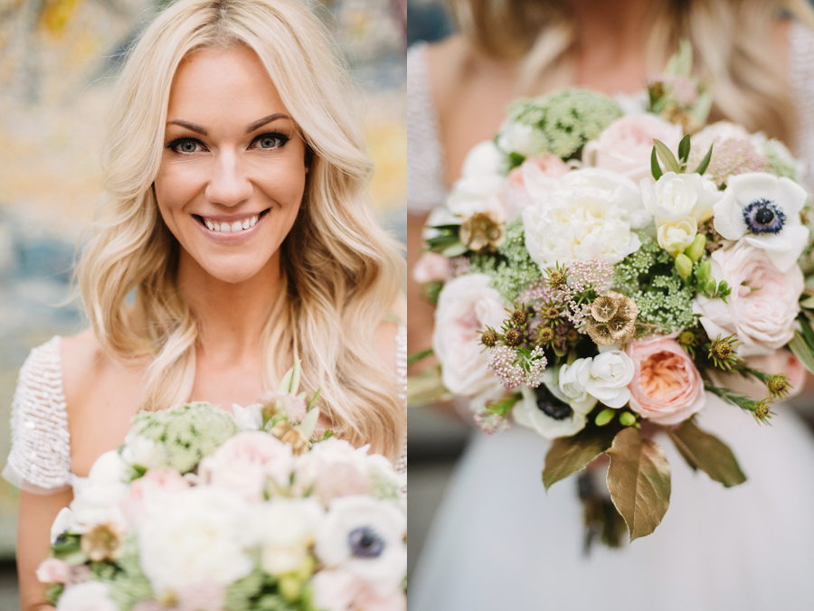 Gorgeous Vintage Rustic Glamour Chicago Wedding by Two Birds Photography020
