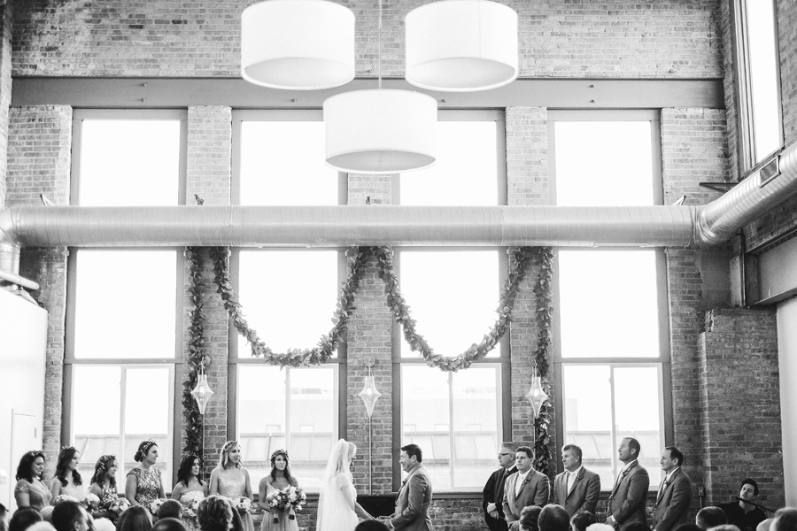 Gorgeous Vintage Rustic Glamour Chicago Wedding by Two Birds Photography030