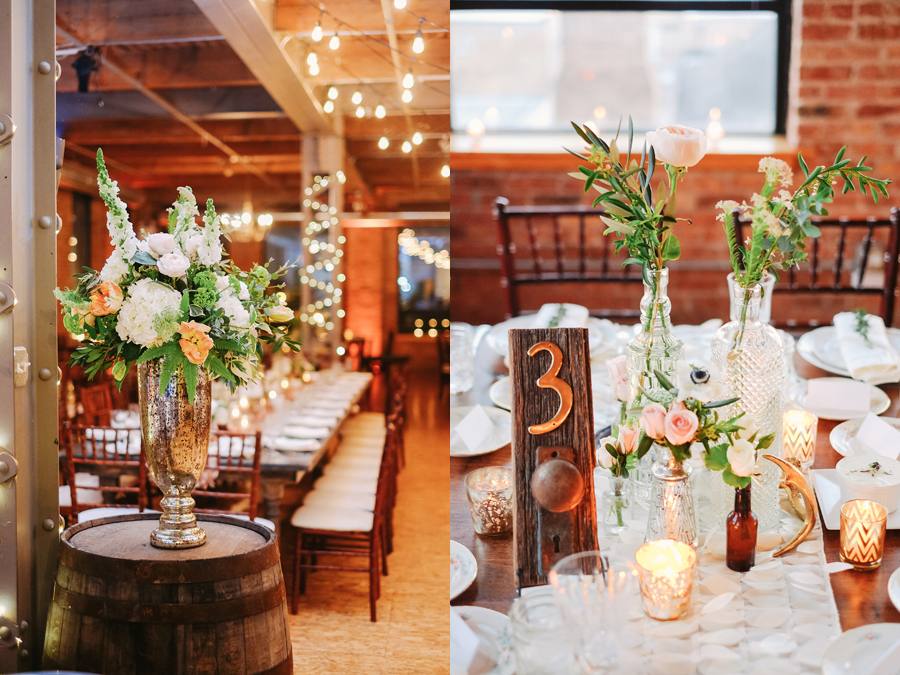 Gorgeous Vintage Rustic Glamour Chicago Wedding by Two Birds Photography036