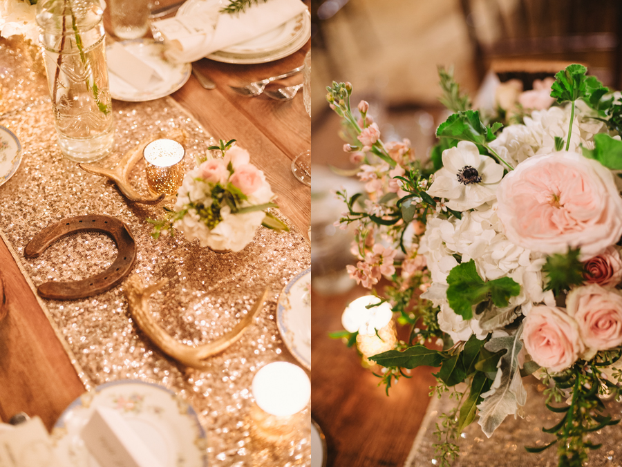 Gorgeous Vintage Rustic Glamour Chicago Wedding by Two Birds Photography037