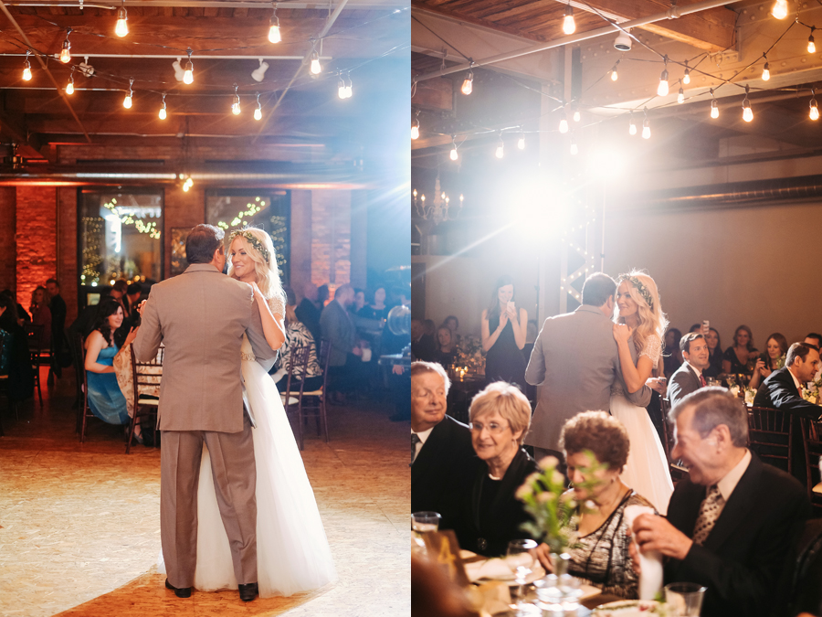 Gorgeous Vintage Rustic Glamour Chicago Wedding by Two Birds Photography040