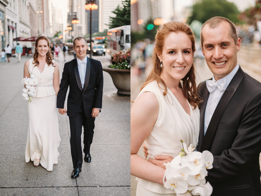 Chicago Wedding by Two Birds Photography 008