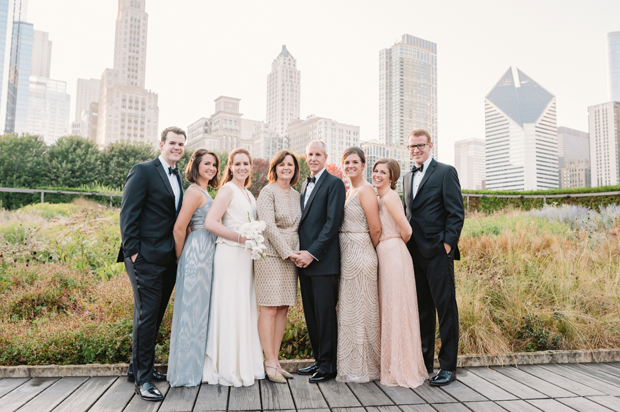 Chicago Wedding by Two Birds Photography 015