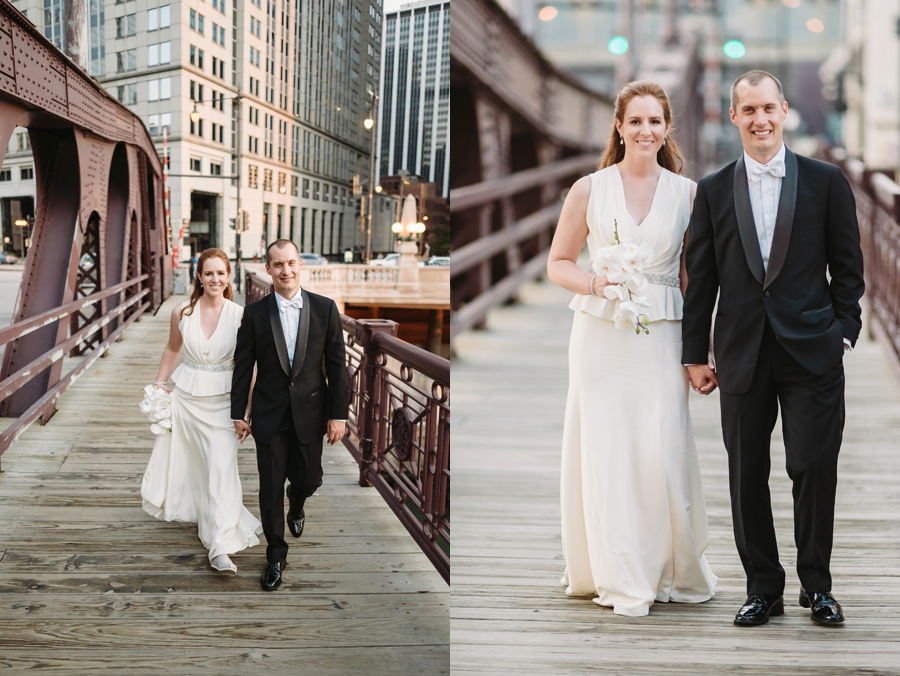 Chicago Wedding by Two Birds Photography 024