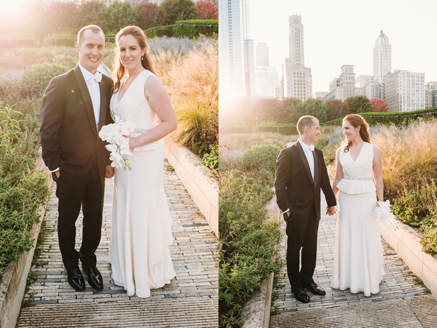 Chicago Wedding by Two Birds Photography 027