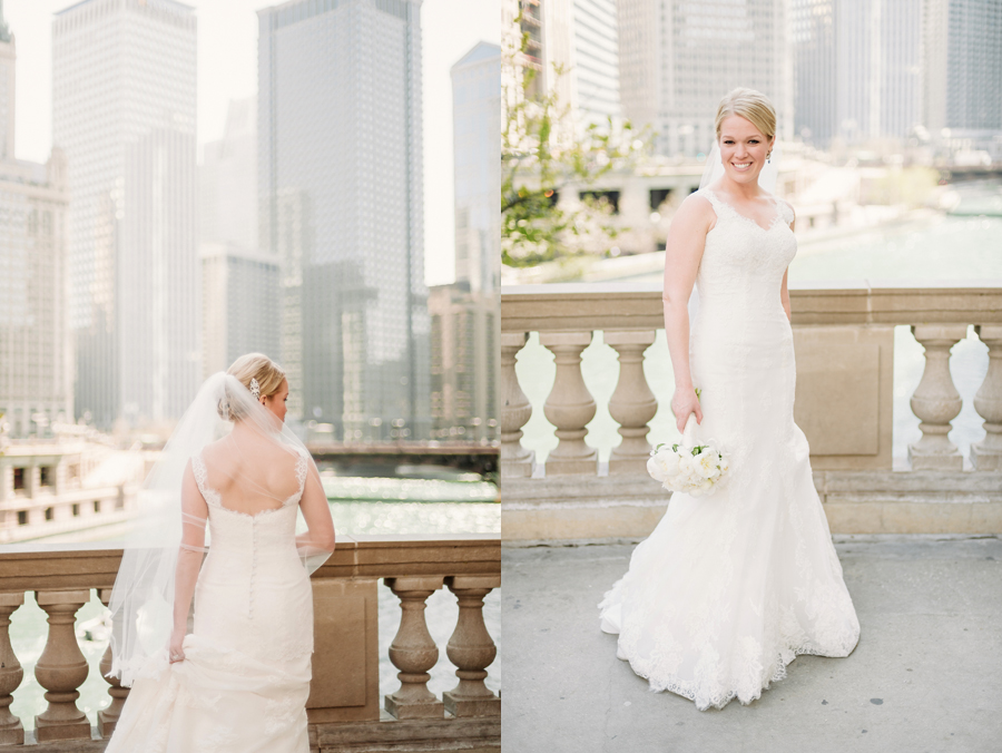 Classic Black Tie Wedding at the Racquet Club of Chicago by Two Birds Photography017