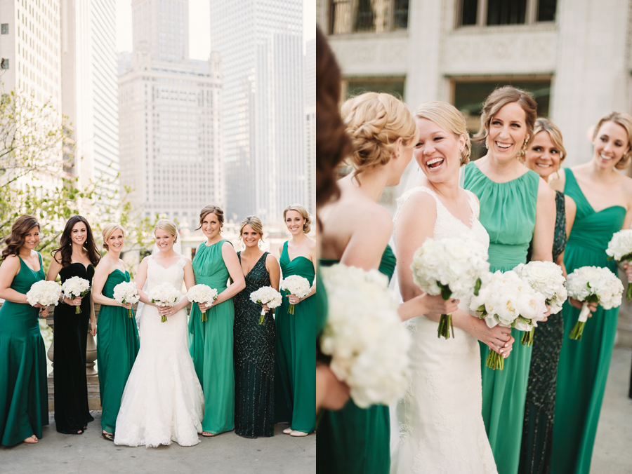 Classic Black Tie Wedding at the Racquet Club of Chicago by Two Birds Photography019