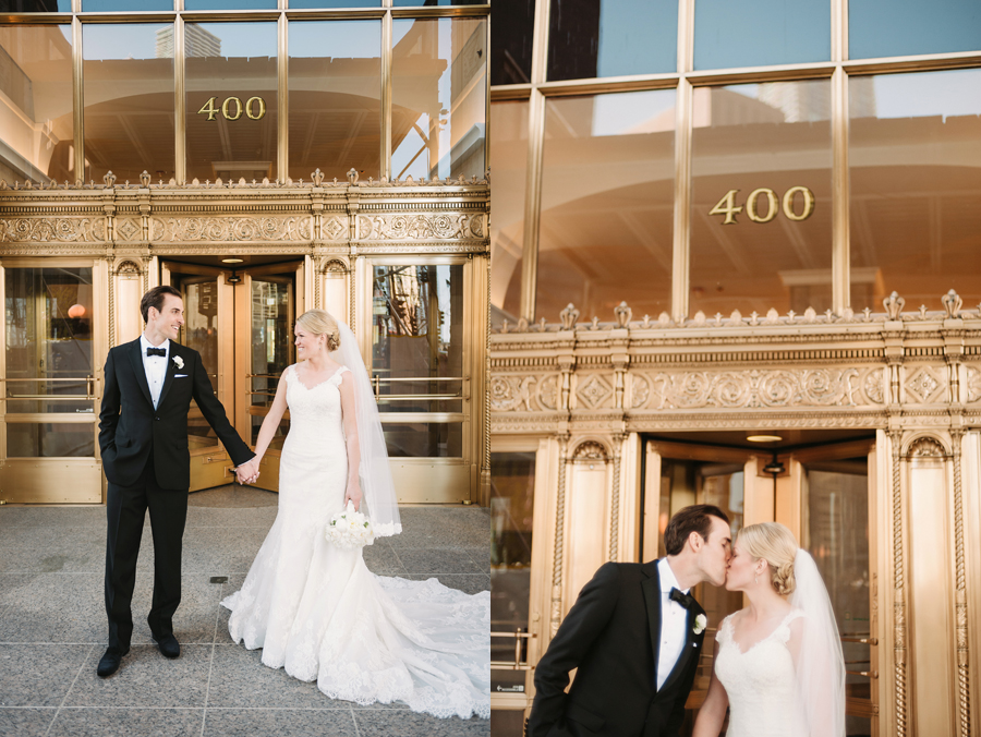 Classic Black Tie Wedding at the Racquet Club of Chicago by Two Birds Photography021