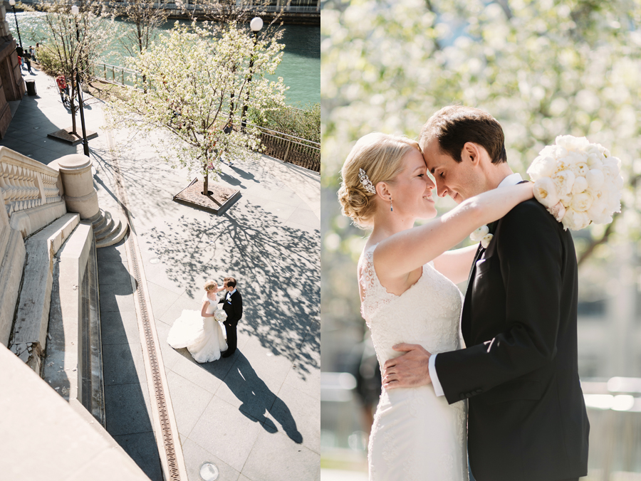 Classic Black Tie Wedding at the Racquet Club of Chicago by Two Birds Photography023