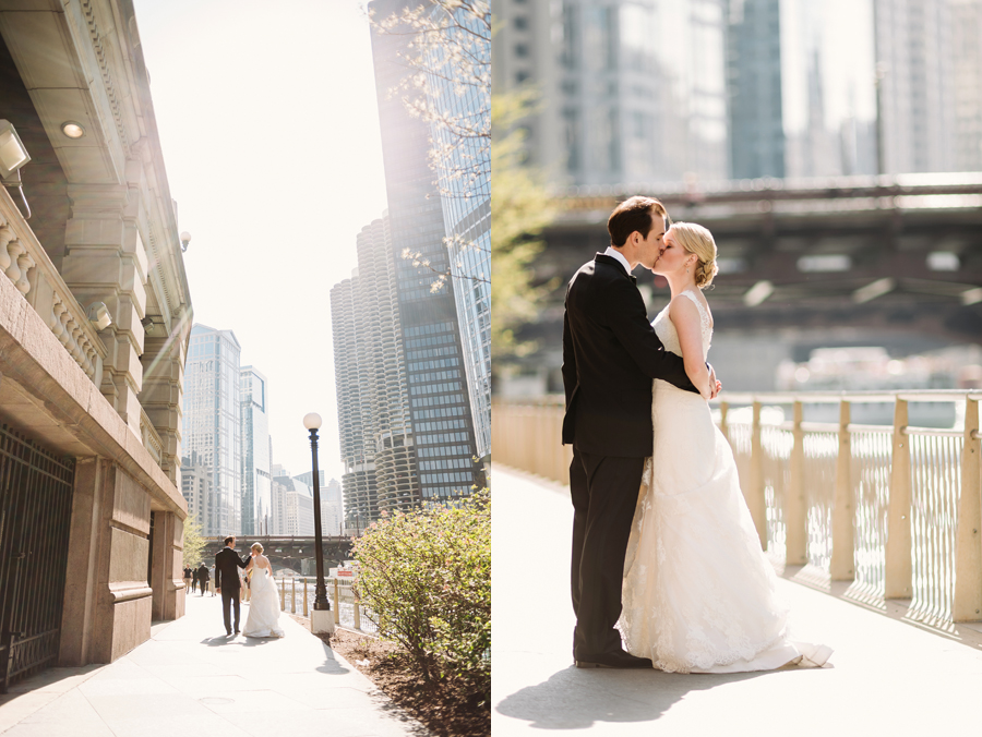 Classic Black Tie Wedding at the Racquet Club of Chicago by Two Birds Photography024
