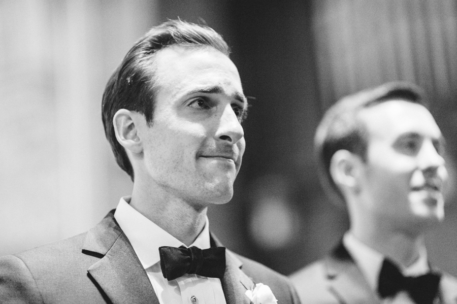 Classic Black Tie Wedding at the Racquet Club of Chicago by Two Birds Photography030