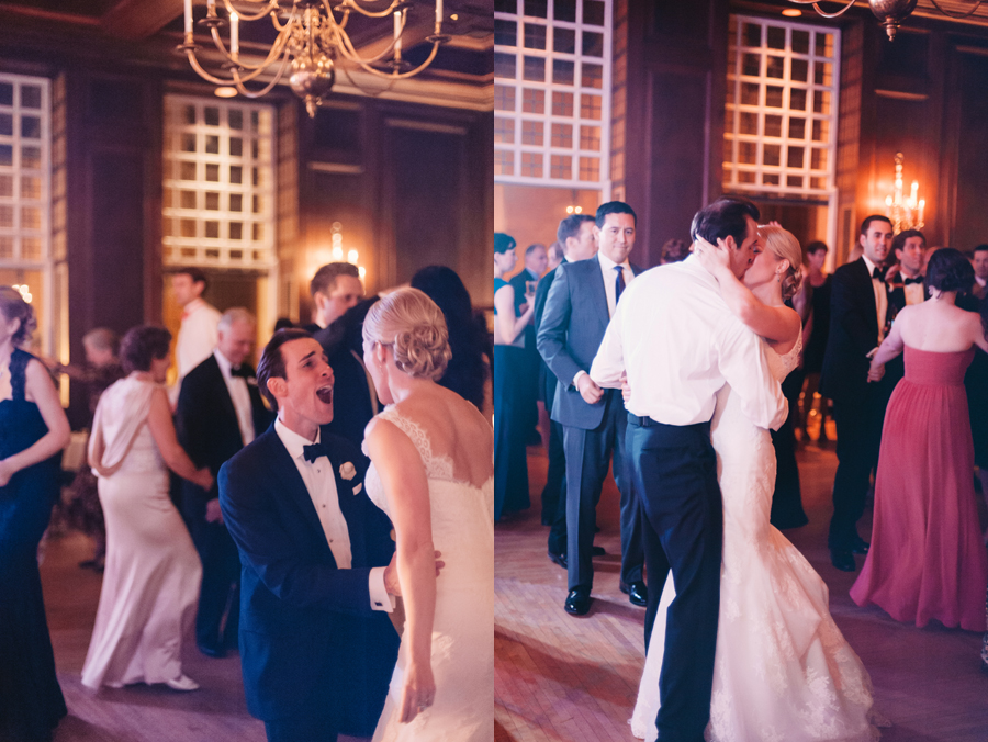 Classic Black Tie Wedding at the Racquet Club of Chicago by Two Birds Photography047