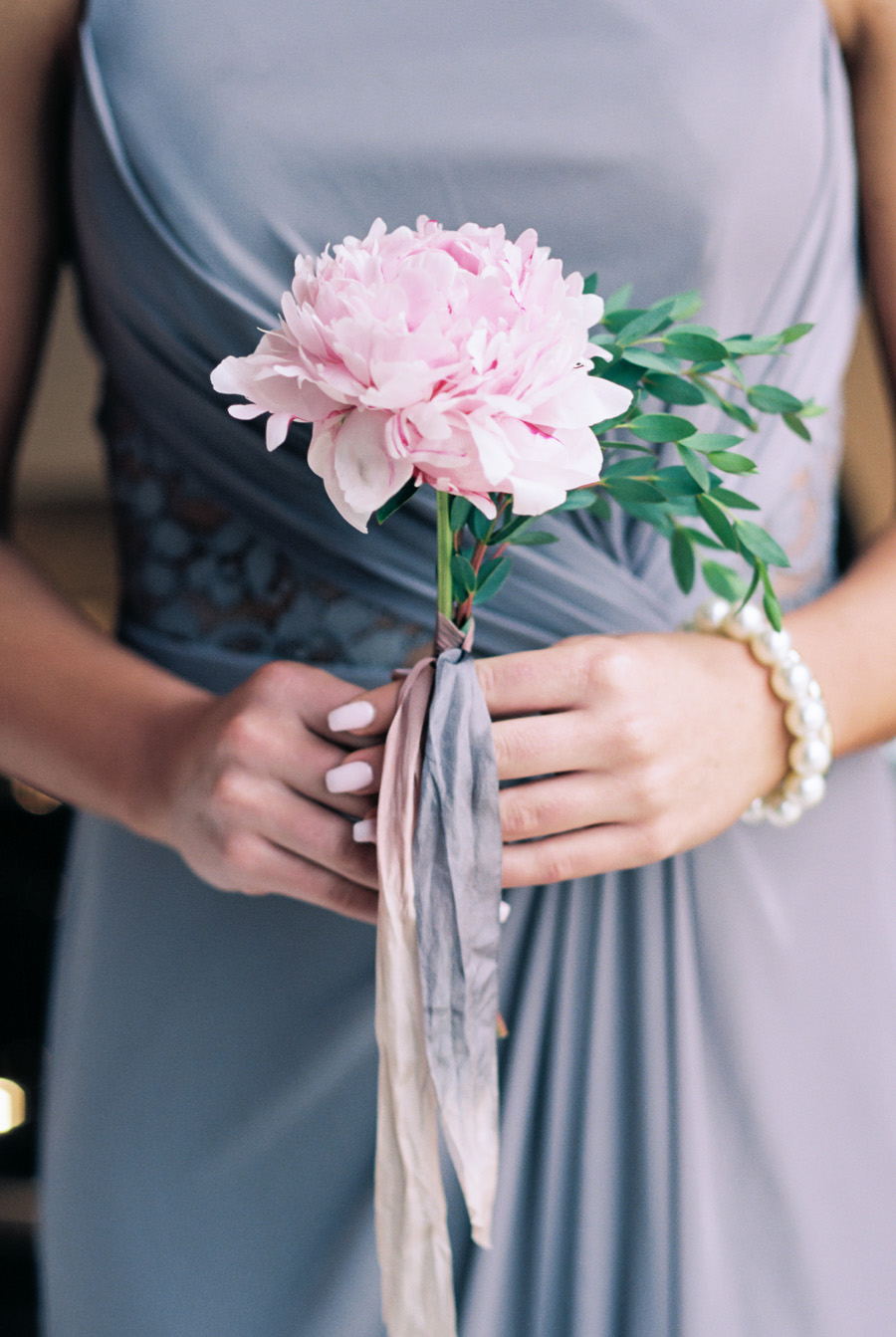 Zuzu's petals and events bridesmaids bouquet.