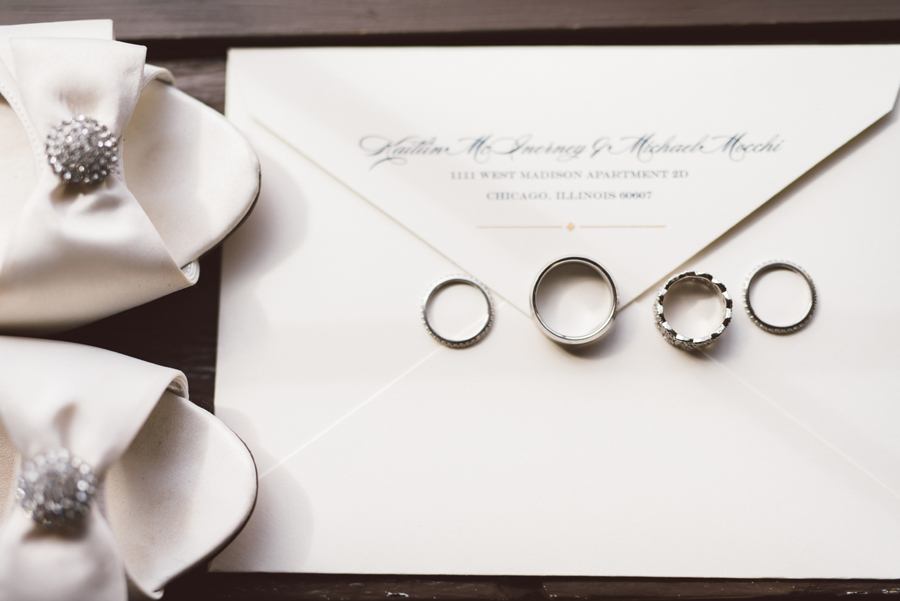 Details of rings.