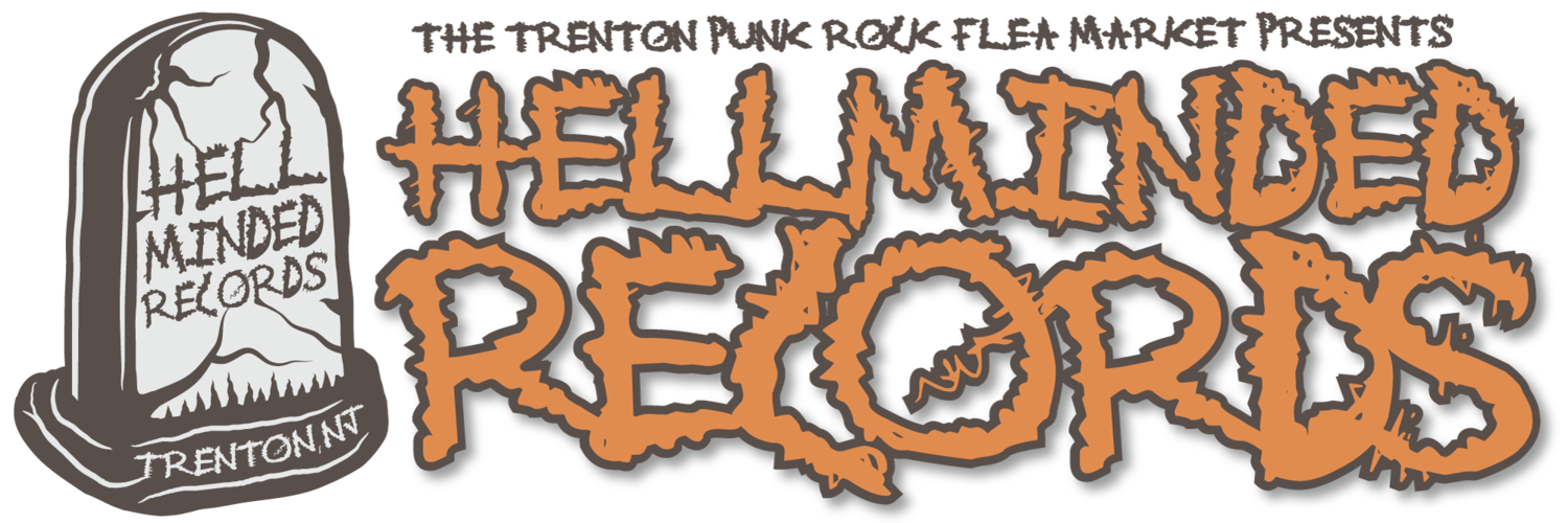 HellMinded Records by The Trenton Punk Rock Flea Market