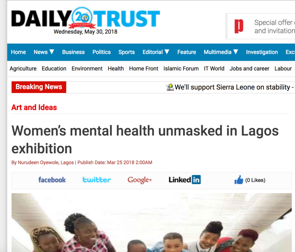 DAILY TRUST