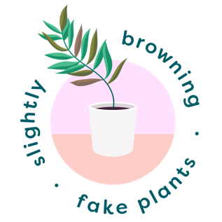 slightlybrowningfakeplants.com