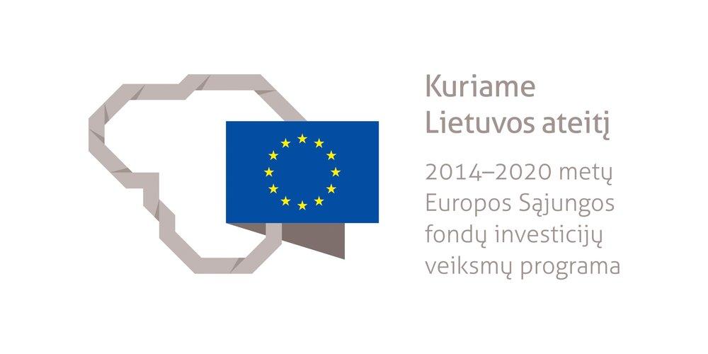- Projektas finansuojamas iš Europos socialinio fondo.www.esinvesticijos.lt