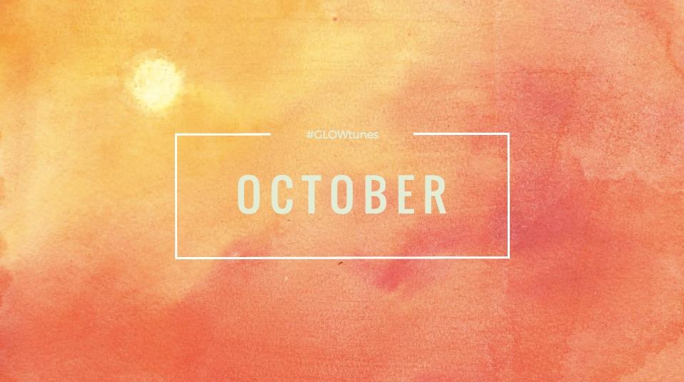GLOWtunes_October