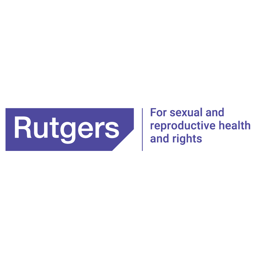 Rutgers  People are free to make sexual and reproductive choices, respecting the rights of others, in supportive societies. Rutgers connects  research, implementation and advocacy. Our work is characterized by an inclusive and activist approach of sexuality education, improved access to contraception and safe abortion services and the prevention of sexual violence. We focus on people under 30. Rutgers works in 18 countries worldwide. Our organization is shaped by 140 passionate professionals in the Netherlands, Indonesia, Pakistan and Uganda. We highly value openness, equality and sustainability in all our activities.