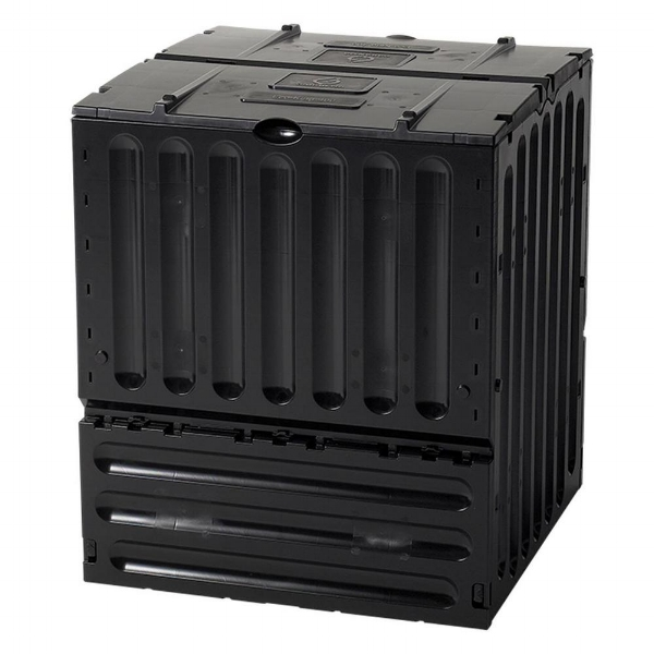 outdoor composter, 100% recycled plastic