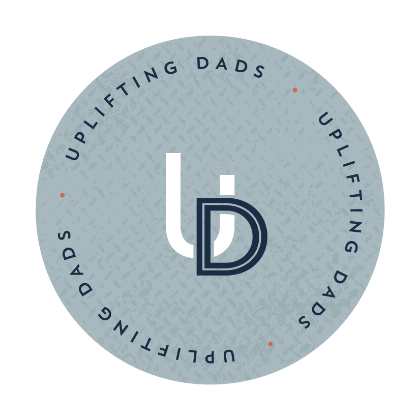 Uplifting Dads Logo  |   Faith-Based Fatherhood Books, Resources and Community