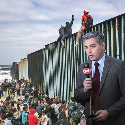 Caravan deniers look stupid now