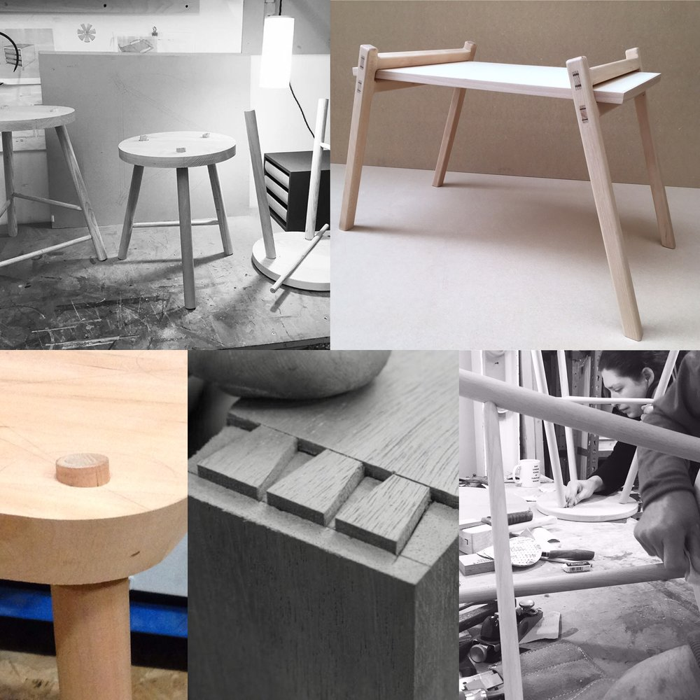 New School of furniture making