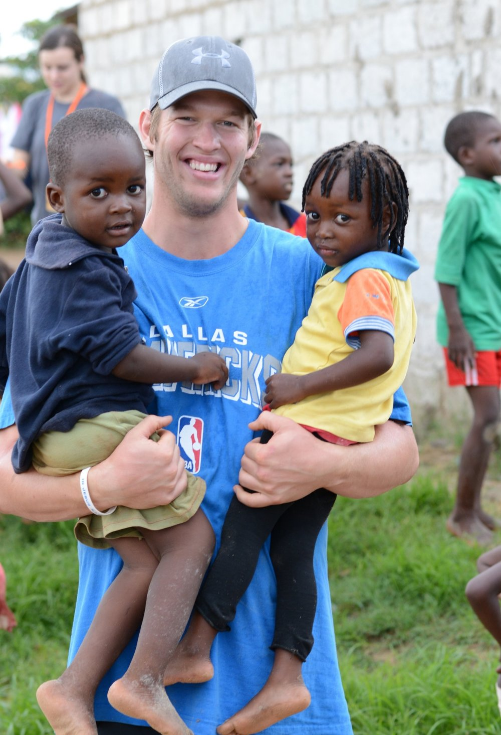 Our Mission - Kershaw's Challenge is a faith-based, others-focused organization. We exist to encourage people to use whatever God-given passion or talent they have to make a difference and give back to people in need. We want to empower people to use their spheres of influence to impact communities positively and to expand God's Kingdom. We believe that God can transform at-risk children and neighborhoods through the benevolence and impact of others.